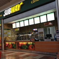 Photo taken at Subway by Alexandr D. on 7/4/2012