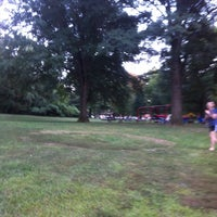 Photo taken at McLean Central Park by Siena on 9/9/2012