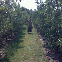 Photo taken at Tougas Family Farm by Matt M. on 8/31/2012