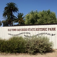 Foto scattata a Old Town San Diego State Historic Park da David R. il 4/7/2012