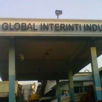 Photo taken at PT. Global Interinti Industry by henry p. on 6/13/2012