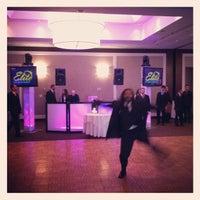 Photo taken at Sheraton Eatontown Hotel by DJ Marshall Moore E. on 3/29/2012