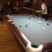 Photo taken at Fun Billiards by Benz1982 B. on 6/23/2012