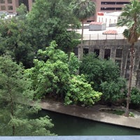 Photo taken at Courtyard San Antonio Riverwalk by Scott A. on 7/1/2012