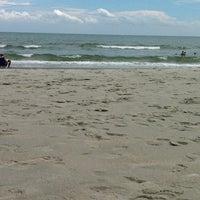 Photo taken at Shore Drive Beach by Cynthia L. on 8/21/2012