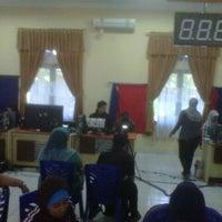 Photo taken at Kantor Kecamatan Ngaliyan Semarang by Teguh W. on 7/22/2012