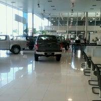 Photo taken at Sorana - Toyota by Fernando F. on 3/2/2012