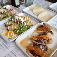 Photo taken at Wahaca by Anna G. on 5/3/2012