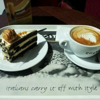 Photo taken at Costa Coffee by Peter B. on 5/17/2012