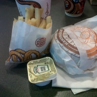 Photo taken at Burger King by Ricky M. on 7/2/2012