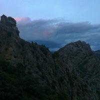 Photo taken at Santa Maria de Castell-Llebre by Wojtek O. on 9/12/2012