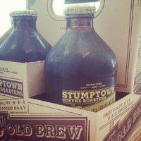 Photo taken at Stumptown Coffee Roasters by Becca B. on 6/11/2012