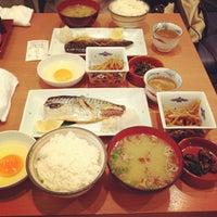 Photo taken at 汁はん by marsrepublic on 5/7/2012