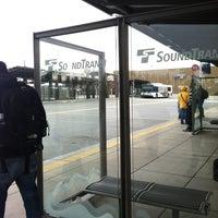 Photo taken at Lynnwood Transit Center by Jenn H. on 3/9/2012