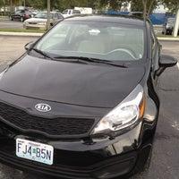 Photo taken at Budget Car Rental by Kraig K. on 8/16/2012