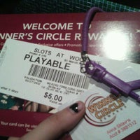 Photo taken at OLG Slots at Woodbine by Annie S. on 4/1/2012