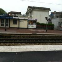 Photo taken at Aulnay-sous-Bois Railway Station by Vanessa W. on 5/3/2012