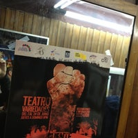 Photo taken at Teatro Variedades by Esteban R. on 6/24/2012