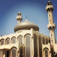 Photo taken at جامع العدلية by Mohammed S. on 4/18/2012
