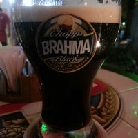 Photo taken at Quiosque Chopp Brahma by Leandro I. on 9/13/2012