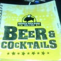 Photo taken at Buffalo Wild Wings by Melissa F. on 3/15/2012