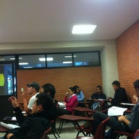 Photo taken at Universidad de la República Mexicana by ⚽️Juan S. on 7/6/2012