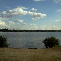 Photo taken at Neshaminy State Park by Rafael M. on 6/6/2012