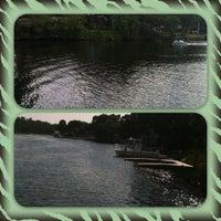 Photo taken at Hillsborough River by David D. on 7/7/2012