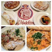 Photo taken at La Madeleine by Paola . on 8/7/2012