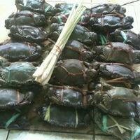 Photo taken at Pasar Klandasan by Wikan Y. on 8/2/2012