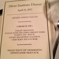 Photo taken at AJ Maxwell's Steakhouse by Michael D. on 4/18/2012