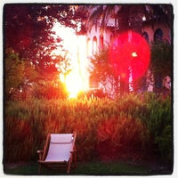 Photo taken at Relais Villa Acquaviva by Vizio on 7/16/2012