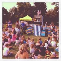 Photo taken at Braywick Park by Tyson B. on 9/9/2012