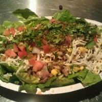 Photo taken at Chipotle Mexican Grill by Gregory W. on 5/14/2012