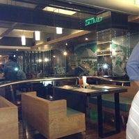 Photo taken at Bangkok Cha-da Hotel by Kunkrit W. on 7/14/2012