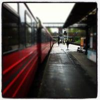 Photo taken at Ski stasjon by Jan S. on 5/11/2012