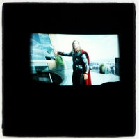 Photo taken at Cine Center Uniplex by Rafael A. on 8/6/2012
