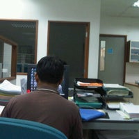 Photo taken at East Coast Freight Forwarders (S) Sdn. Bhd. by Muhammad.aredeep A. on 5/25/2012