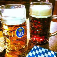 Photo taken at Hofbräuhaus Las Vegas by Kevin F. on 2/17/2012