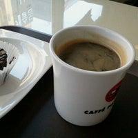 Photo taken at CAFFÉ PASCUCCI by Angie K. on 4/4/2012
