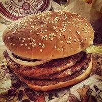 Photo taken at Burger King by Станислав Т. on 8/12/2012