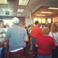 Photo taken at Chick-fil-A by Brian J. on 8/1/2012