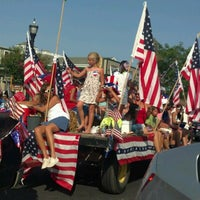 Photo taken at 2nd Street by Nancy on 7/4/2012