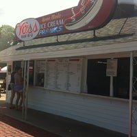 Photo taken at Voss's Bar-B-Q by Erica J. on 5/26/2012