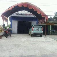 Photo taken at PT Kalla Toyota Masamba by Hamzah P. on 3/21/2012