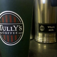 Photo taken at Tully's Coffee by Lewis P. on 7/14/2012
