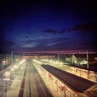 Photo taken at Estación de Cercanías de Villalba by Hello I'm Shinoda  on 2/5/2012