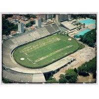 Photo taken at Sociedade Esportiva Palmeiras by Erick D. on 2/19/2012