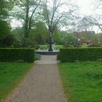 Photo taken at Stadsparken by Mats B. on 5/13/2012