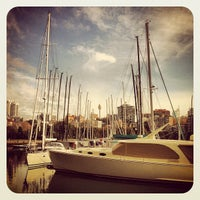 Photo taken at CYC - Cruising Yacht Club of Australia by Nick H. on 6/1/2012
